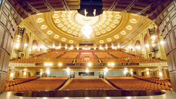 Home Of The Pittsburgh Opera Ballet Theatre And Civic Light 2 800 Seat Benedum Center Is Crown Jewel Cultural