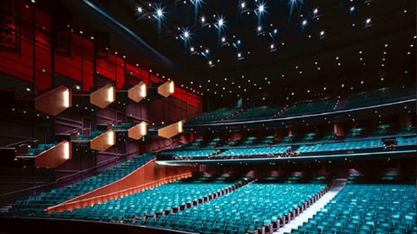 Shen Yun In Seattle April 2 7 2019 At Marion Oliver