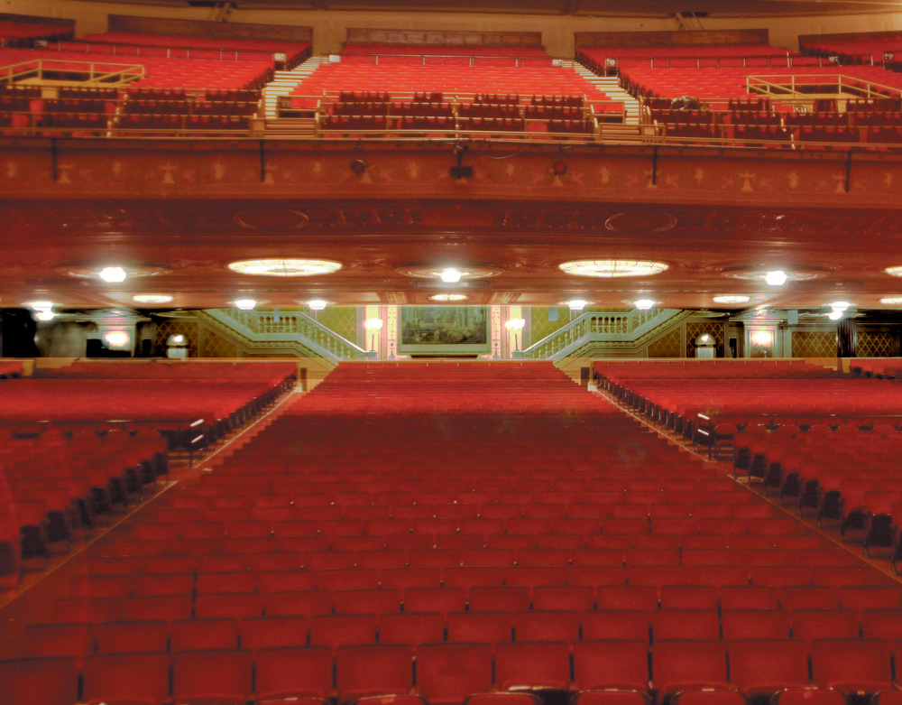 Shen Yun In Cleveland February  At State Theatre
