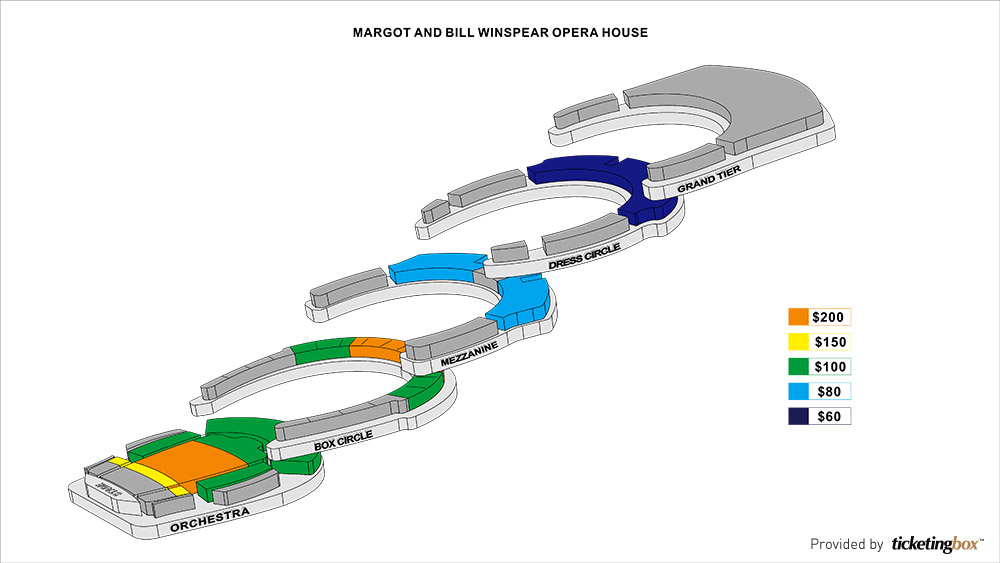 dallas–winspear opera house, tx