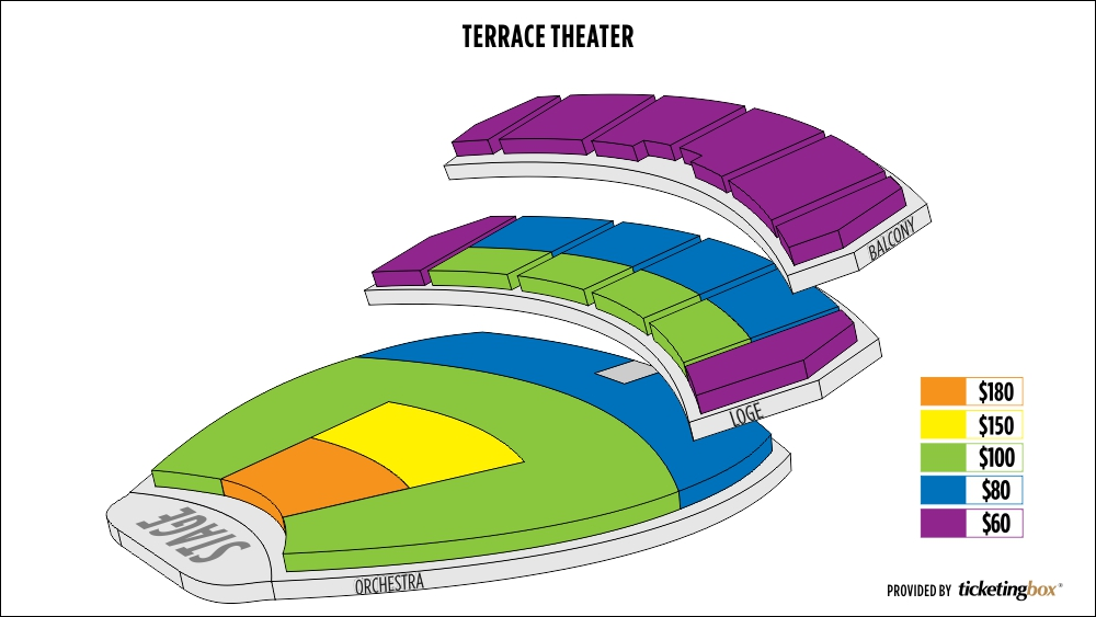 Long beach terrace theater seating chart car interior design for Terrace theater long beach