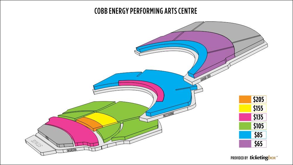 Shen Yun Atlanta Cobb Energy Performing Arts Centre Seating Chart