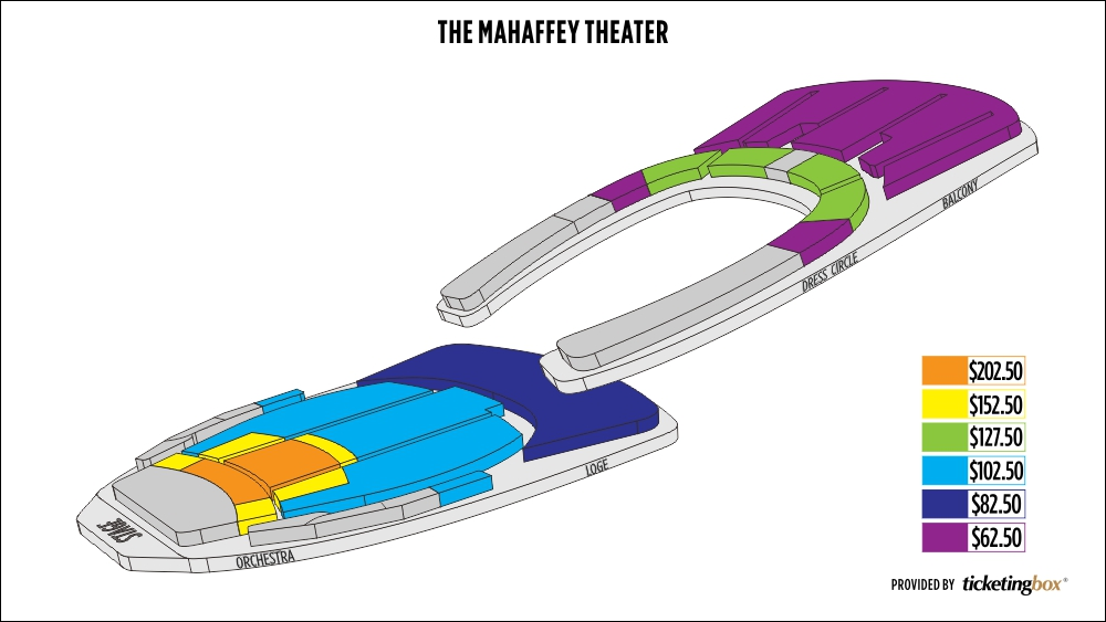 Shen Yun St. Petersburg The Mahaffey Theater at the Duke Energy Center for the Arts Seating Chart