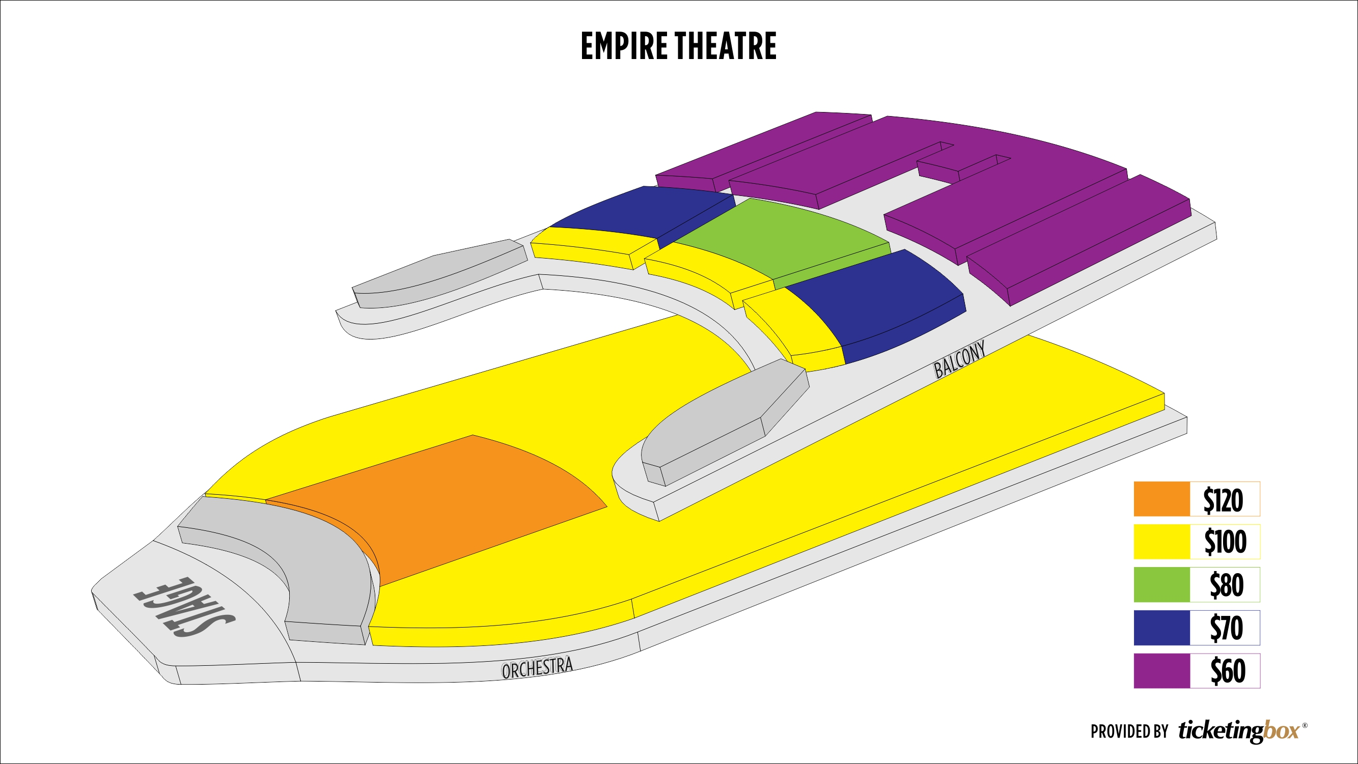 Shen Yun Toowoomba Empire Theatre Seating Chart