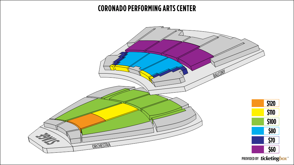 San Jose Performing Arts Seating Symphony Silicon Valley