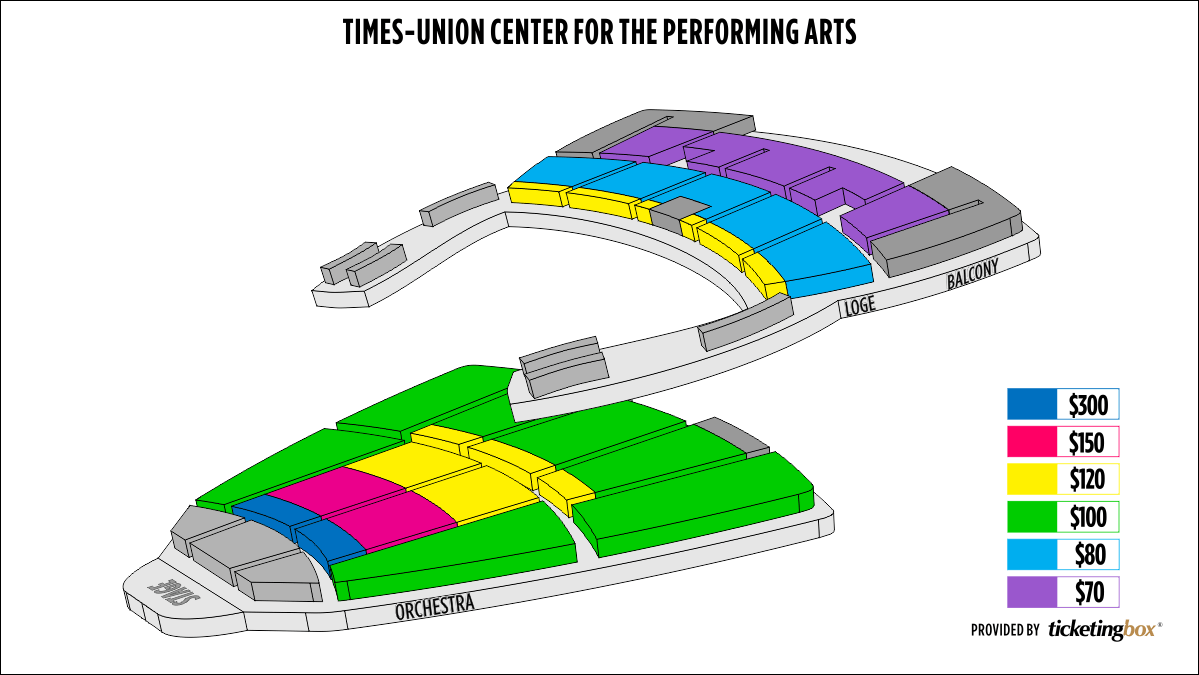 Shen Yun Jacksonville Times-Union Center For The Performing Arts Seating Chart
