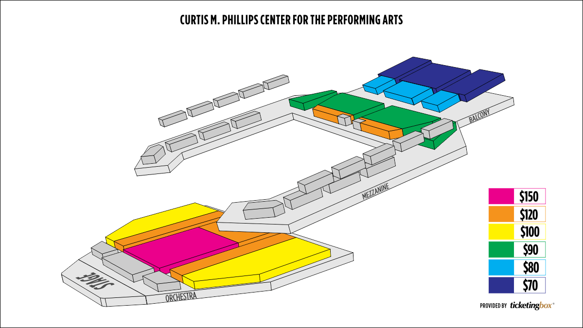 Shen Yun Gainesville Curtis M. Phillips Center For The Performing Arts Seating Chart