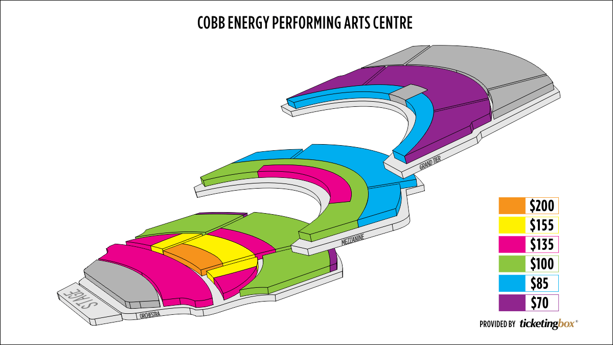Shen Yun Atlanta Cobb Energy Performing Arts Centre Seating Chart
