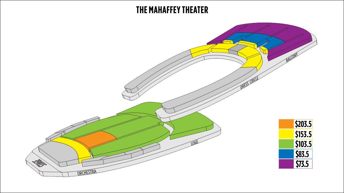 Shen Yun St. Petersburg Mahaffey Theater en el Progress Energy Center Seating Chart