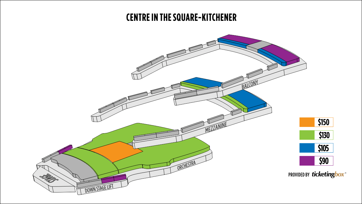 Shen Yun Kitchener Centre In The Square Seating Chart