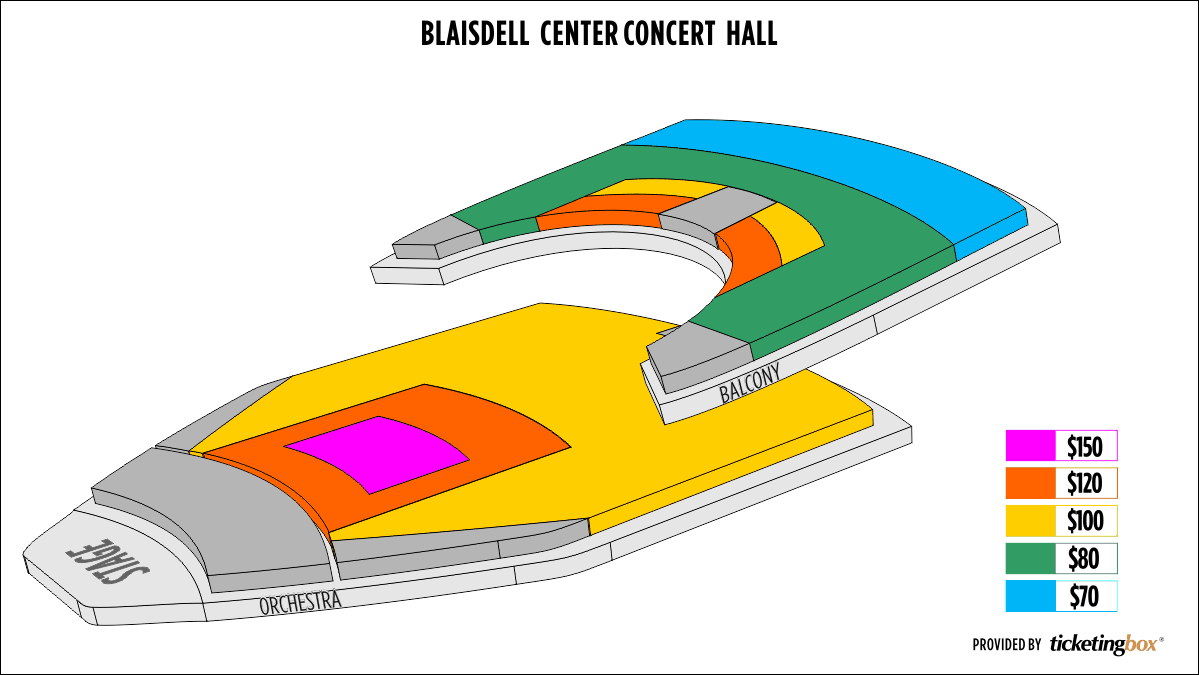 Shen Yun Honolulu Blaisdell Concert Hall Seating Chart