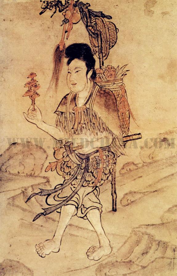 Divine Farmer Shen Nong
