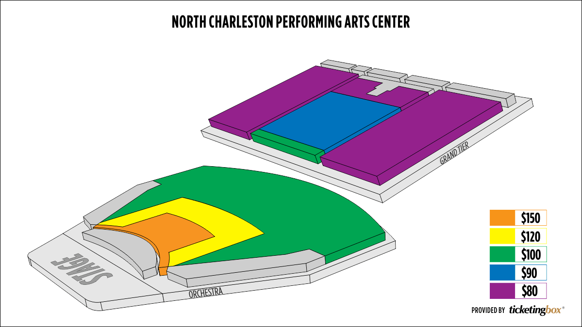 Shen Yun North Charleston North Charleston Performing Arts Center Seating Chart