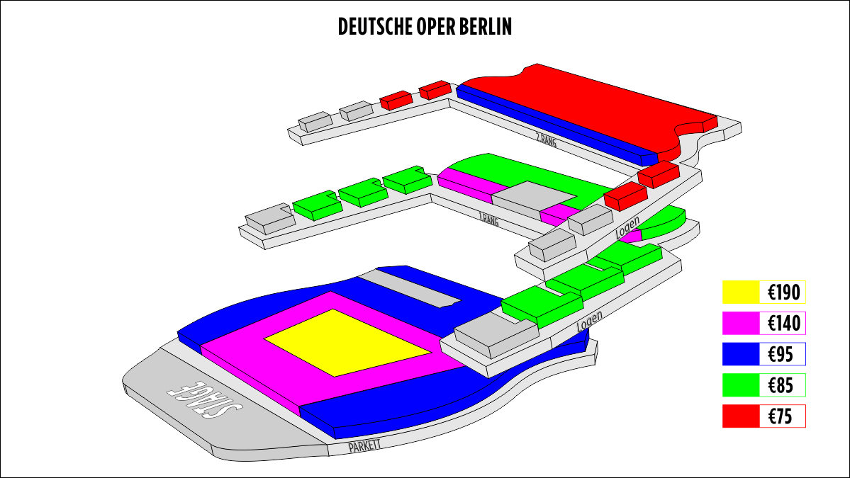 Shen Yun Berlin Deutsche Oper Berlin Seating Chart