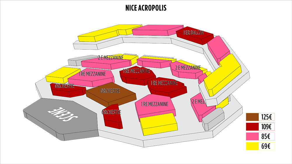 Shen Yun Nice Nice Acropolis Seating Chart
