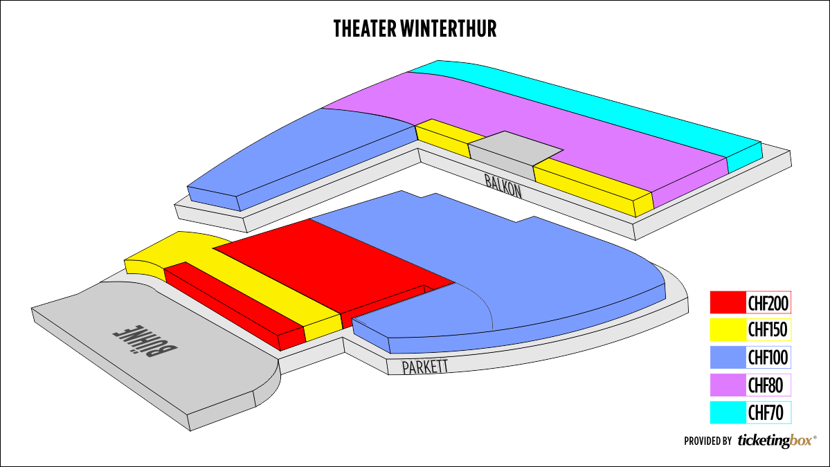 Shen Yun Winterthur Theater Winterthur Seating Chart