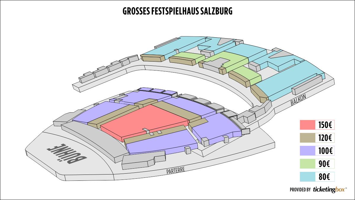 Shen Yun Salzburg Großes Festspielhaus Seating Chart