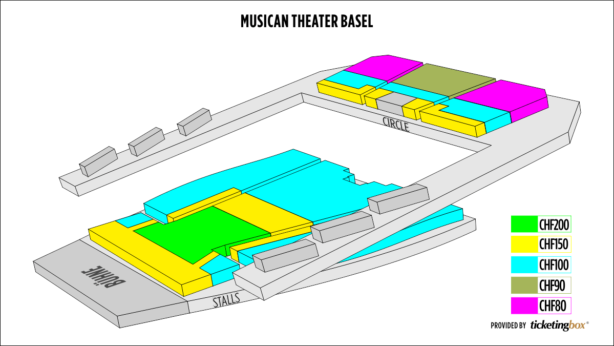 Shen Yun Basel Musical Theater Basel Seating Chart