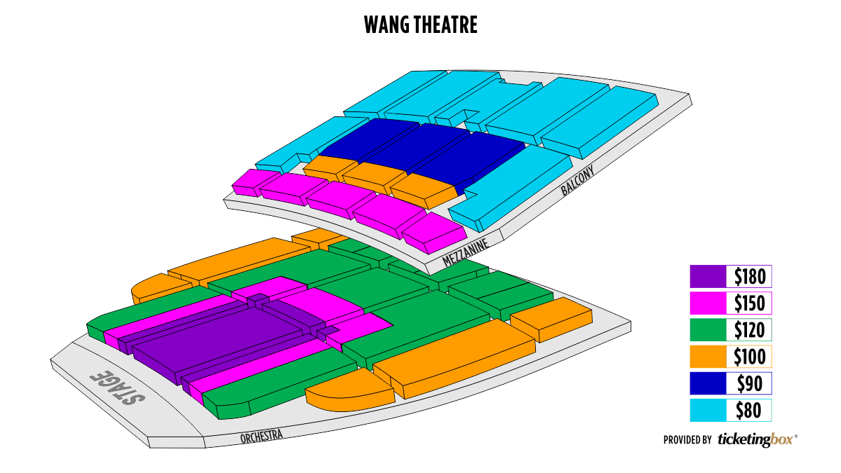 Boston boch center wang theatre seating chart