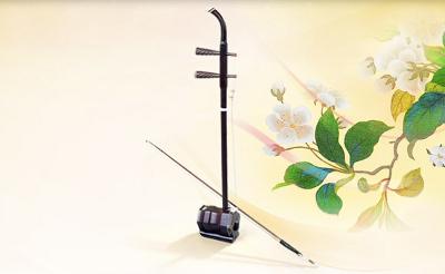 Erhu or Chinese Violin - Shen Yun's Musical Instruments - Shen Yun