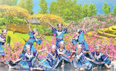 Miao or Hmong Dance - Shen Yun - Shen Yun Performing Arts