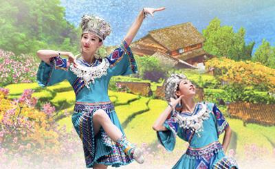 Miao Ethnic Clothing - Shen Yun - Shen Yun Performing Arts