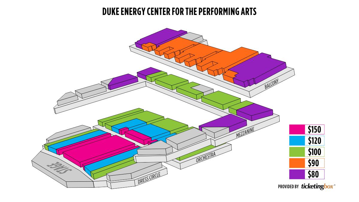 Raleigh Duke Energy Center For The Performing Artsraleigh Memorial