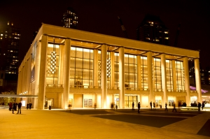 The David H. Koch Theater <br>At  Lincoln Center