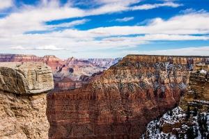 Grand Canyon. (Foto: Tänzer Kenji Kobayashi)