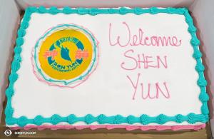 Et à Rhode Island, de bonnes personnes de la ville de Providence ont accueilli la Shen Yun Touring Compagny pour une visite rapide de deux représentations le samedi. (Photo par la danseuse Helen Li)