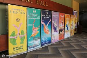Jest to ósma wizyta Shen Yun's w Colorado, ale pierwsza w Pikes Peak Center, Colorado Springs.