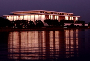 The Kennedy Center Opera House