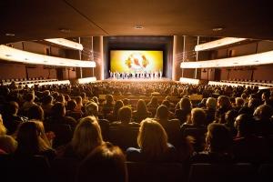 Rappel au Winspear Opera House du AT&T Performing Arts Center de Dallas, au Texas. La plupart des 12 représentations se sont tenues à guichet fermé.