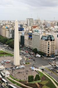 Die Touring Company ist jetzt in Argentiniens Hauptstadt, wo sie im Teatro Opera in Buenos Aires 10 Shows absolviert.