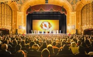 精美設計裝潢的底特律歌劇院位於具有近百年歷史的大馬戲團公園歷史街區。神韻北美藝術團二月份在這裡演出,並應觀眾需求,加演一場。