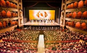 Die Aufführungen in Rom waren ausverkauft.