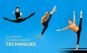 Classical Chinese Dance Techniques Header