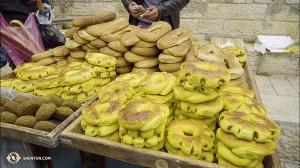 ... które dostarczało wielu okazji do spróbowania smacznych lokalnych potraw. (fot. Tiffany Yu)
