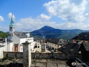 Szczególnie podoba nam się widok z zamku wzniesionego w XI wieku. (Tony Zhao)