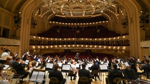 … e infine, la Shen Yun Symphony Orchestra 2018 nella sua ultima tappa: il Chicago Symphony Center