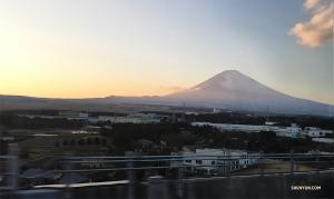 Это первая неделя пребывания Shen Yun World Company в Японии. Угадайте, куда мы поедем дальше? (Автор фото: Бетти Ван)