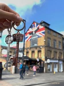 <p>Nous visitons ensuite notre dernière ville de tournée du Royaume-Uni: Plymouth - connue comme la ville océanique de Grande-Bretagne - pour quatre représentations au Theatre Royal Plymouth. (Photo de la première danseuse Angelia Wang)</p>
