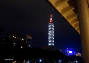 <p>La Shen Yun World Company fait ses adieux au public à Taoyuan, Taïwan, alors que le rideau tombe sur la 100e représentation de la compagnie cette saison ! (Photo d' Antony Kuo)</p>