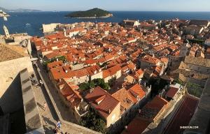 そして、クロアチアのドゥブロヴニク…