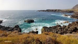 クラリネット奏者、エフゲニー・レズニックはカナリア諸島最大のテネリフェ島を訪問。