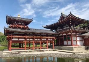 Świątynia Byōdō-in Uji, Japonia (Nancy Zhang)