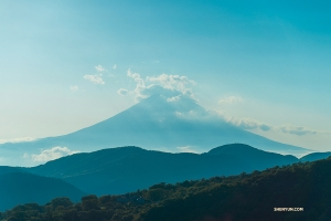 Prochain arrêt : Fuji-san. (Photo de William Li)